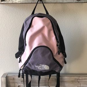 The north face small backpack.